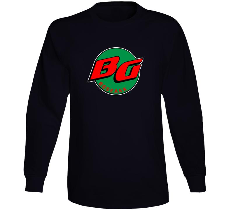 BGSEAKK Logo Long Sleeve T Shirt
