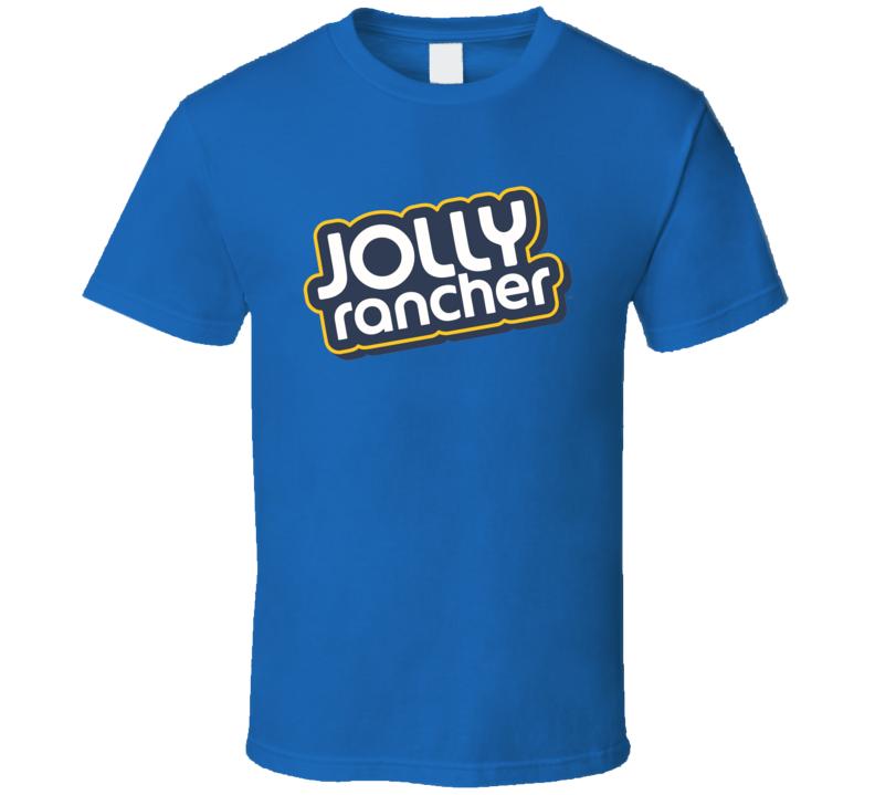 Jolly Rancher Logo Worn Look T Shirt