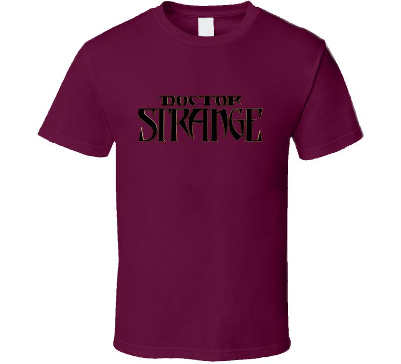Doctor Strange 2016 Movie T Shirt