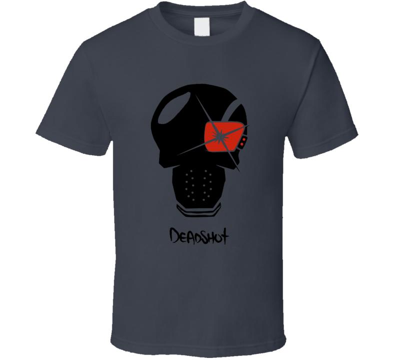 Deadshot Suicide Squad Fan Movie 2016 T Shirt