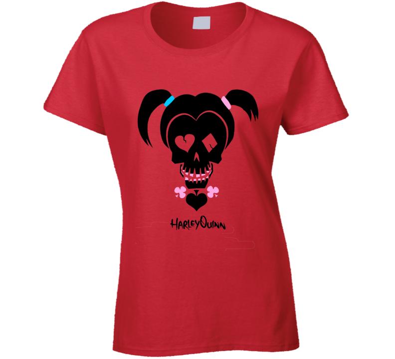 Harley Quinn Margot Robbie Suicide Squad Fan Movie 2016 T Shirt