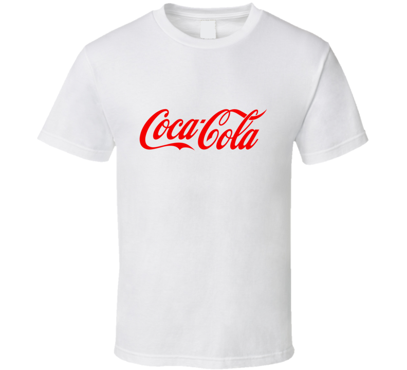Coca Cola Coke Soda T Shirt