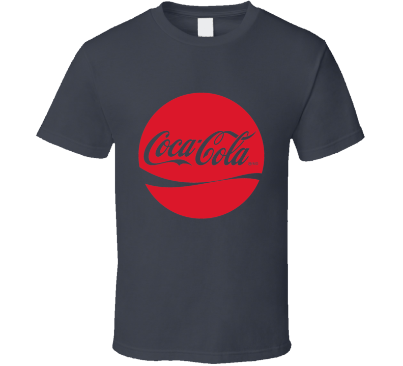Coke Coca Cola Soda Pop Logo T Shirt