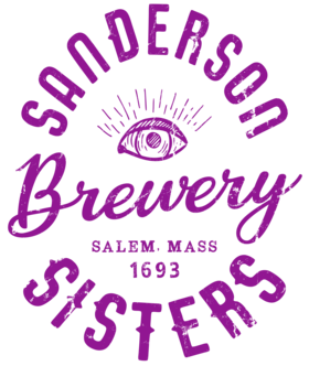 Hocus Pocus Sanderson Sisters Brewery Logo Salem Halloween ...