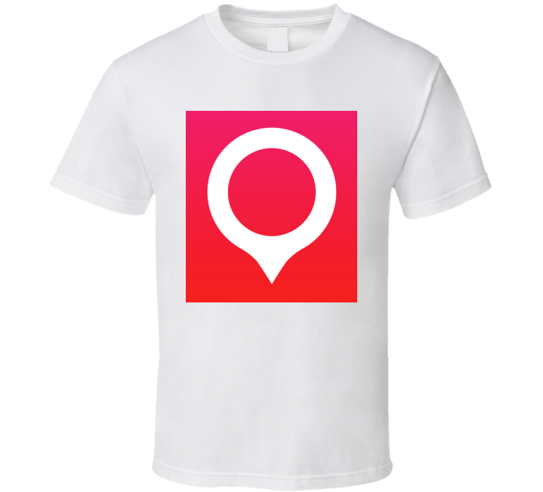 Sphere Android Social Media Marketing App Icon Logo Geek Fan T Shirt