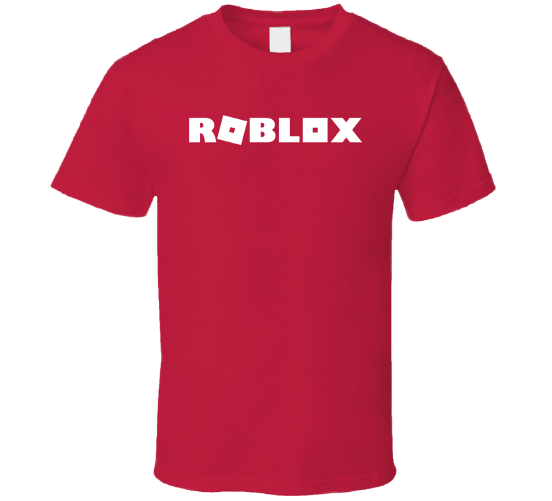 Roblox Gamer Online Social Media Network Game Gaming App Icon Logo Fan T Shirt