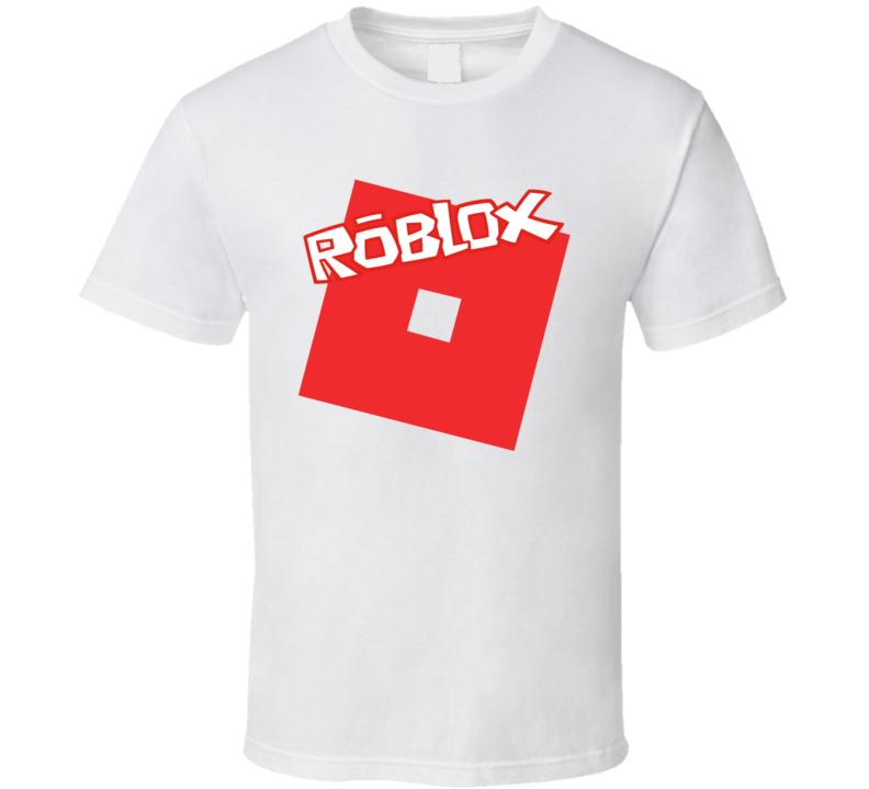 Roblox Gamer Online Social Network Game Gaming App Icon Logo Fan T Shirt