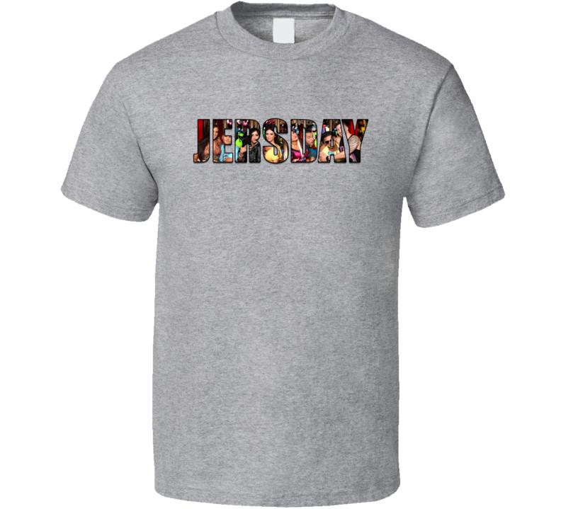 Jersday Jersey Shore Family Vacation Mtv Reality Tv Show Fan T Shirt