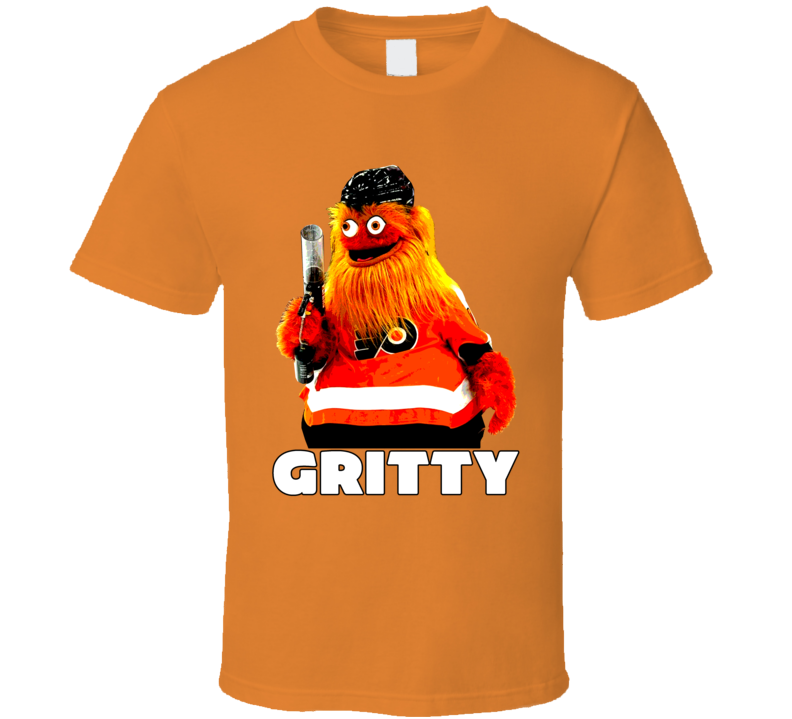 Gritty Hockey Mascot Fan T Shirt