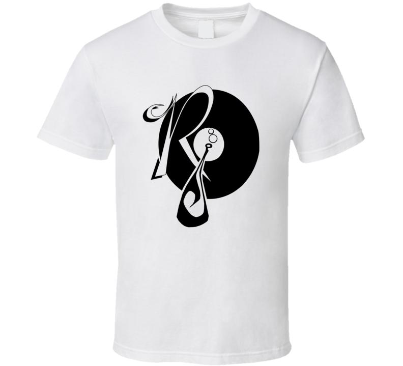 Roc A Fella Records Popular Record Label Music Fan T Shirt