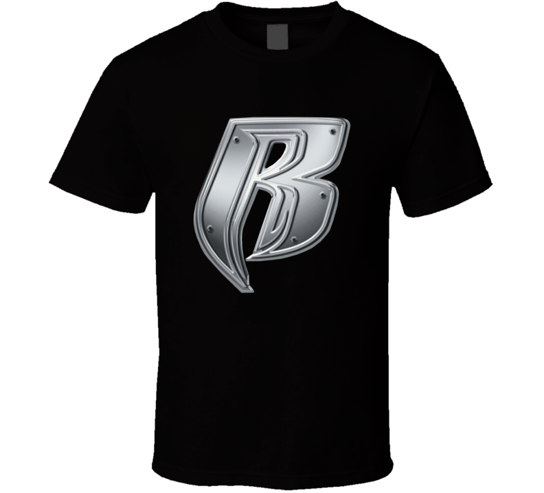 Ruff Ryders Records Popular Record Label Music Fan T Shirt