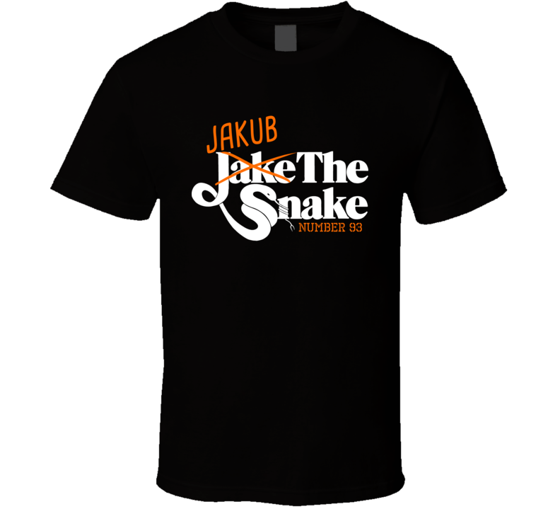 Jakub Voracek The Snake Philadelphia Hockey T Shirt
