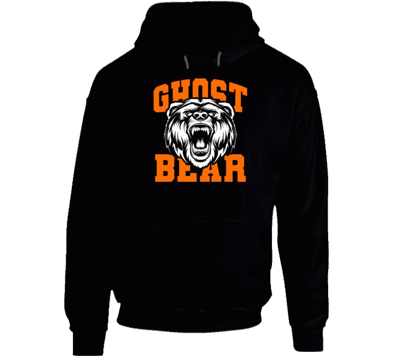Shayne Gostisbehere Ghost Bear Philadelphia Hockey Hoodie