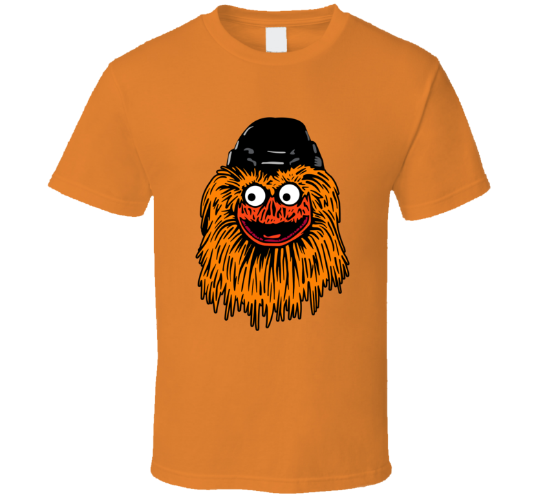 Gritty Mascot Beloved Philadelphia Hockey Fan T Shirt