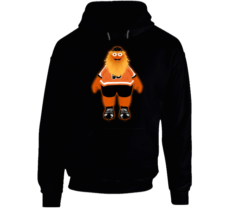 Gritty Beloved Mascot Philadelphia Hockey Fan Hoodie