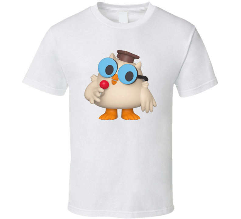 Me Owl Tootsie Pops Lollipops Candy Mascot T Shirt