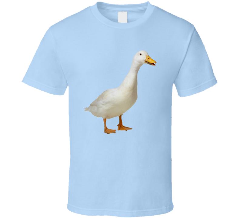 Aflac Duck Insurance Company Mascot T Shirt