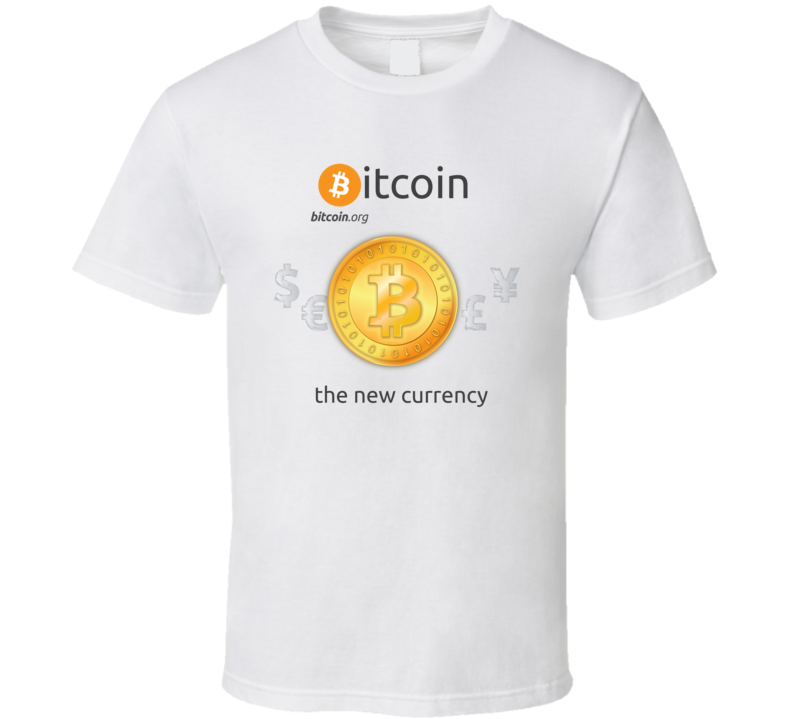 The New Currency T Shirt