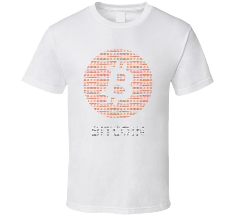 Bitcoin Crypto Code T Shirt