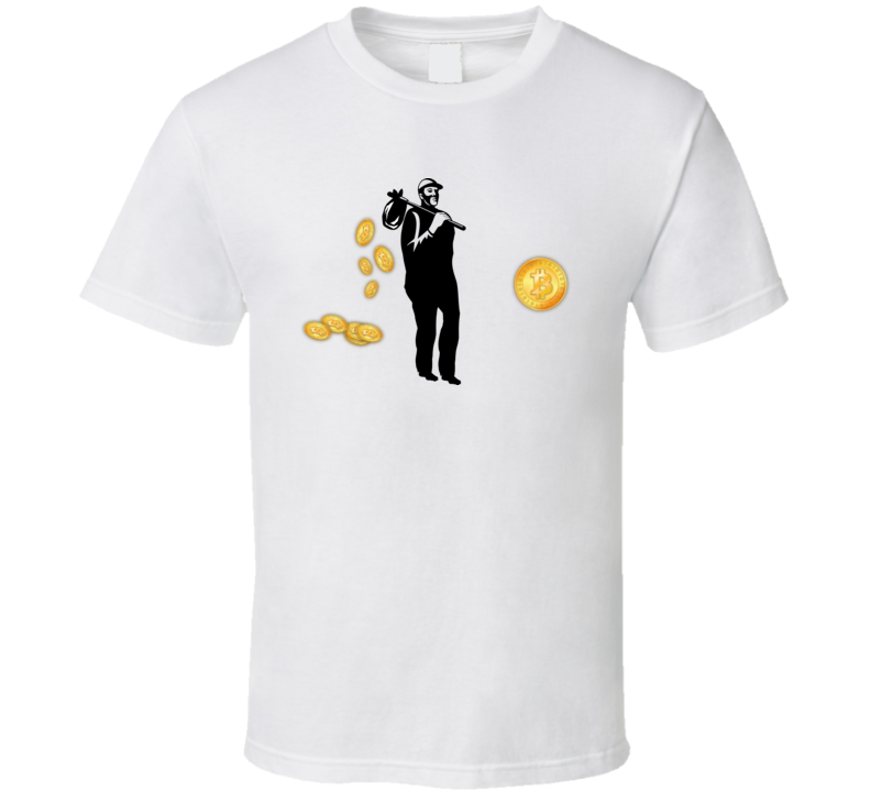 Bitcoin Collector T Shirt