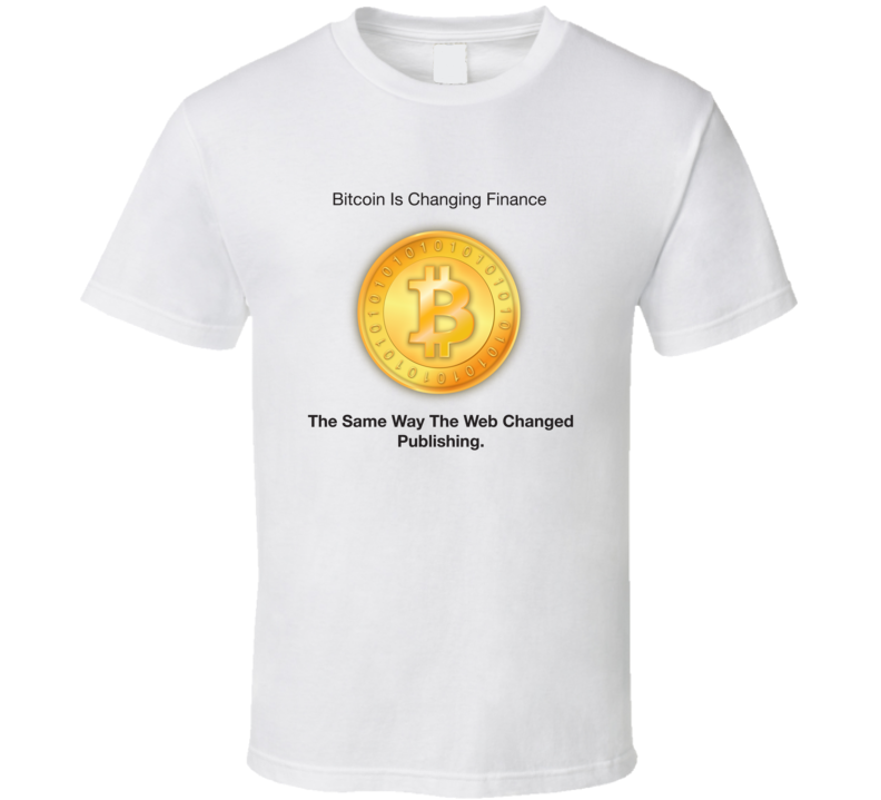 Changing Finance T Shirt