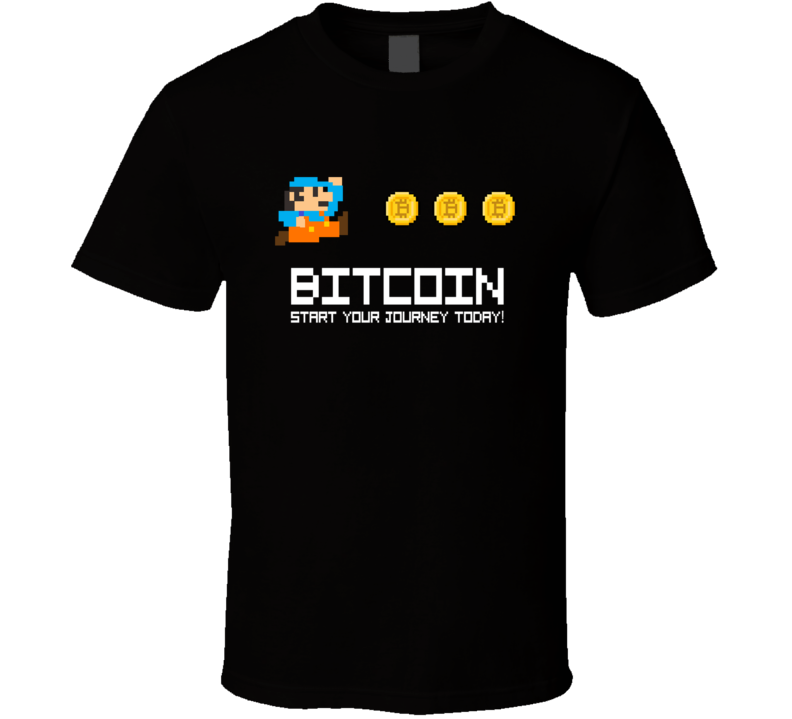 Bitcoin Journey - T-Shirt