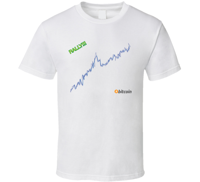 Bitcoin Rally T Shirt