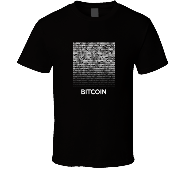 CryptoCode T Shirt