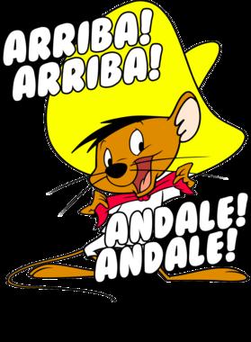 Speedy Gonzales Arriba