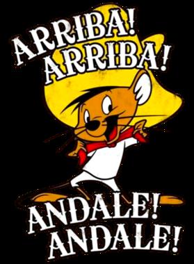 Speedy Gonzales Andale