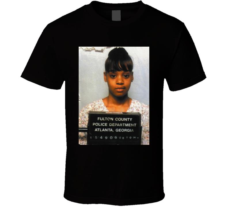 Lisa Left Eye Lopes Mugshot T Shirt