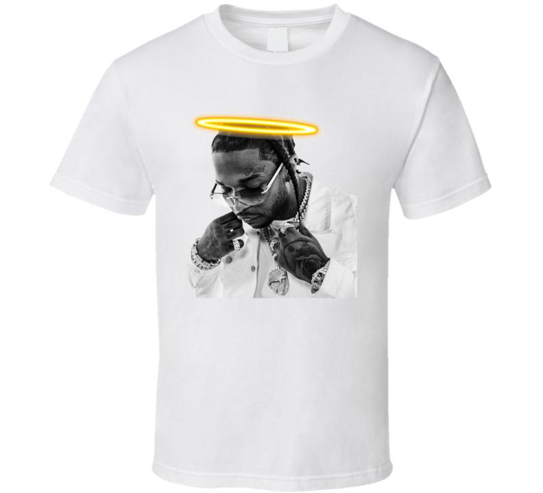 Pop Smoke Memorial Hip Hop Rapper T Shirt
