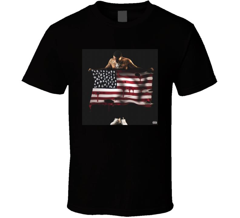 G Herbo Album Flag T Shirt