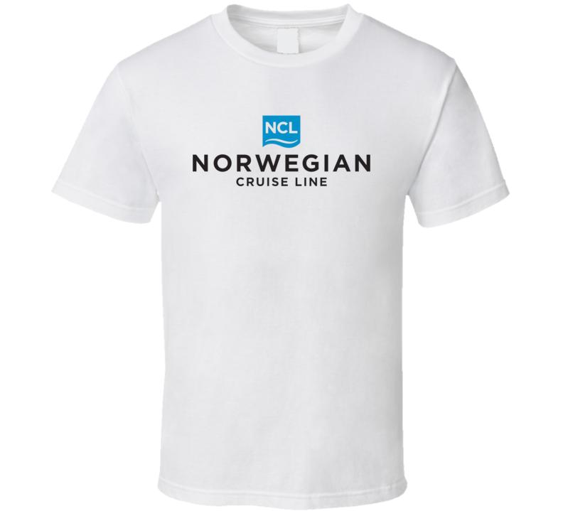 Ncl Norwegian Cruise Line T Shirt