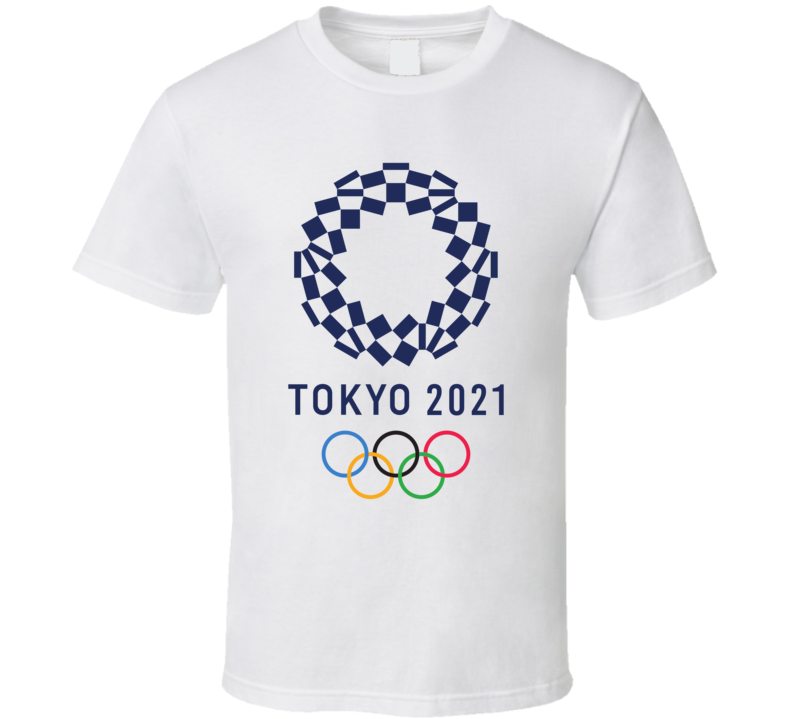 Tokyo 2021 Summer Olympics Updated Logo T Shirt