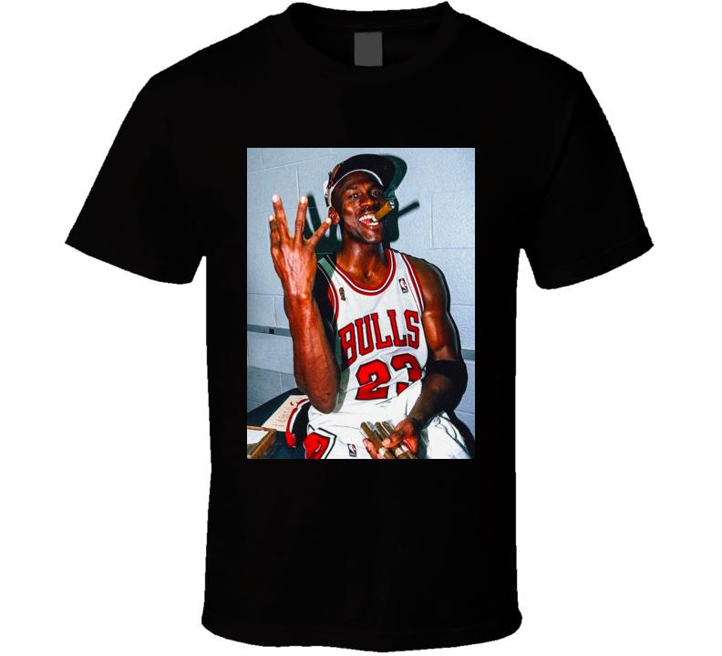 Michael Jordan Chicago Basketball Champion T Shirt