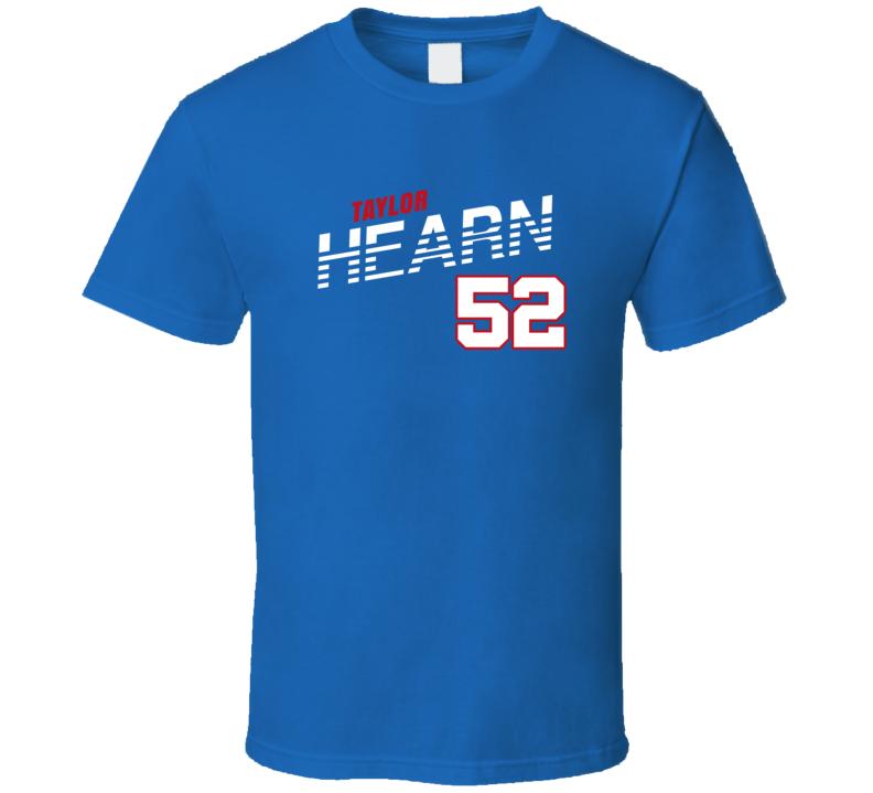 Taylor Hearn 52 Favorite Player Texas Baseball Fan T Shirt