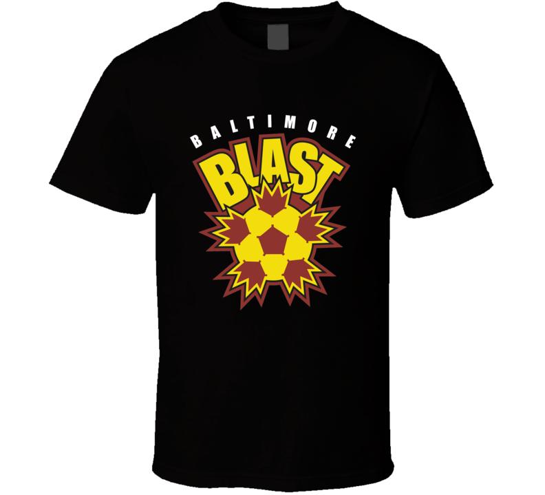 Baltimore Blast Soccer T Shirt