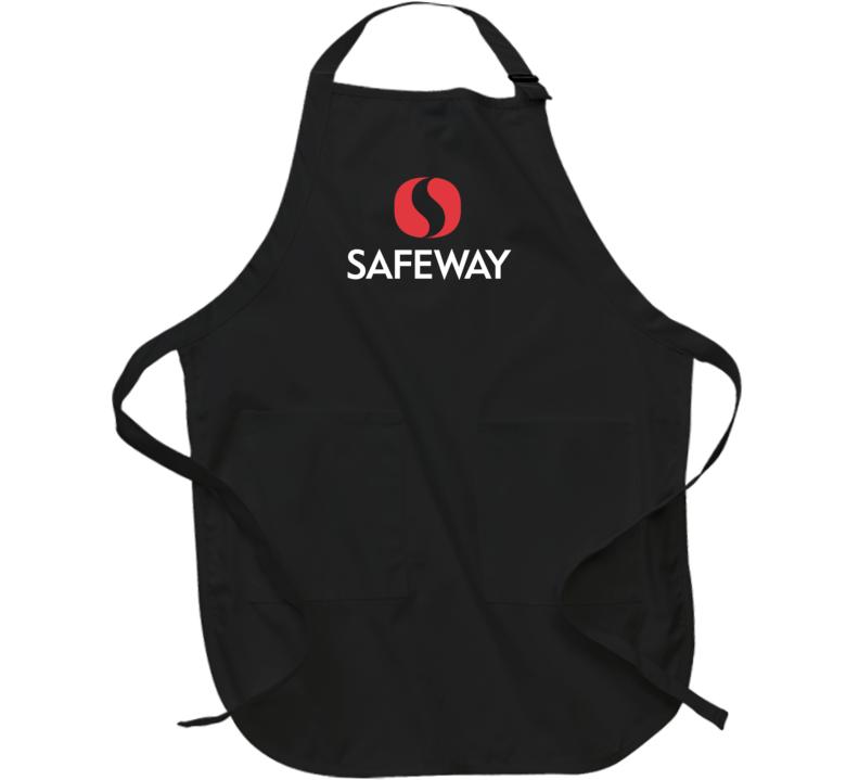 Safeway Grocery Store Logo Cool Apron