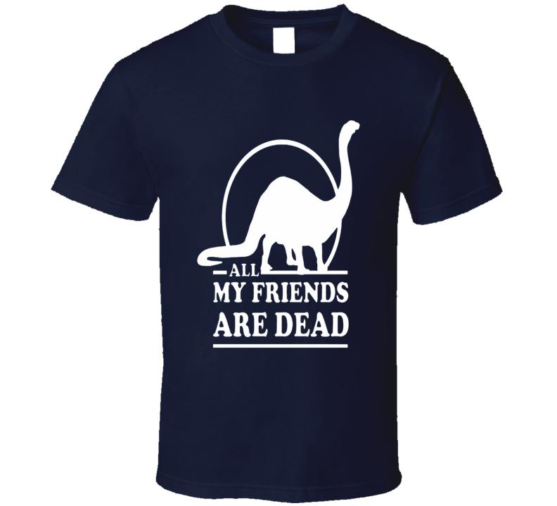 Funny Dinosaur T-Shirt Brontosaurus
