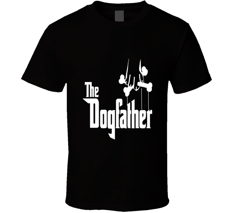 The Dogfather t-shirt FUNNY Godfather spoof