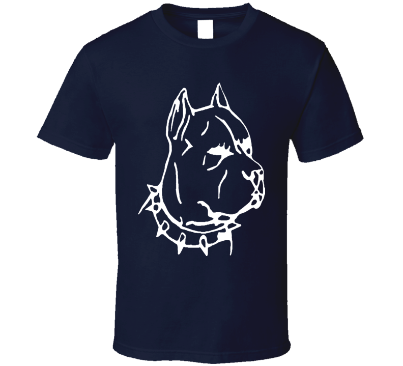American Pitbull Sketch T-shirt 100% WoW Factor