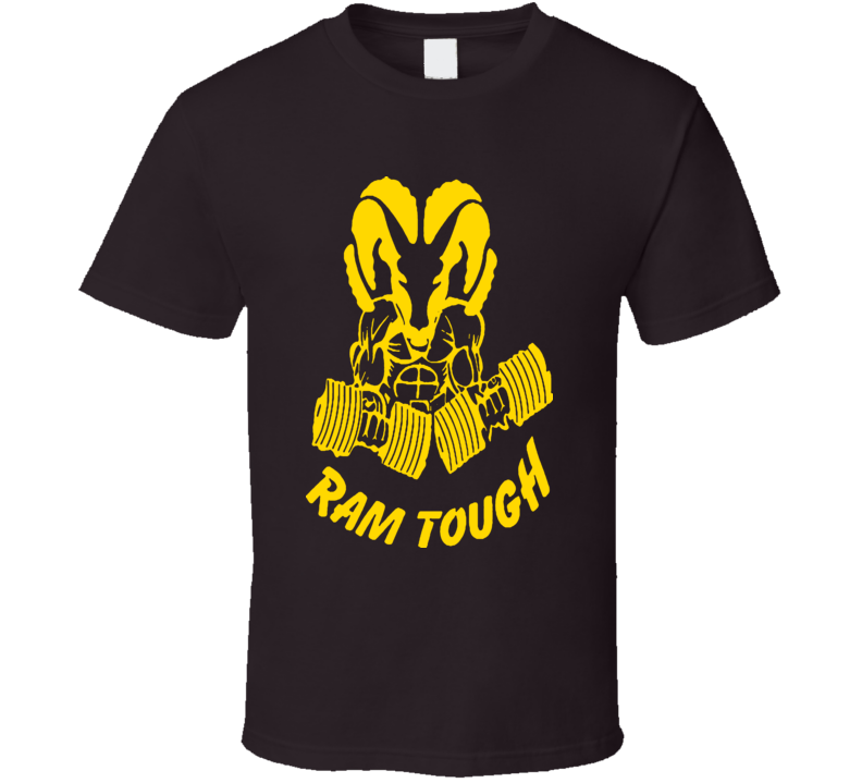 Ram Trucks Ram Tough T-shirt Awesome Shirt
