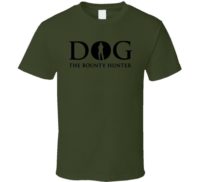 Dog The Bounty Hunter Logo T Shirt