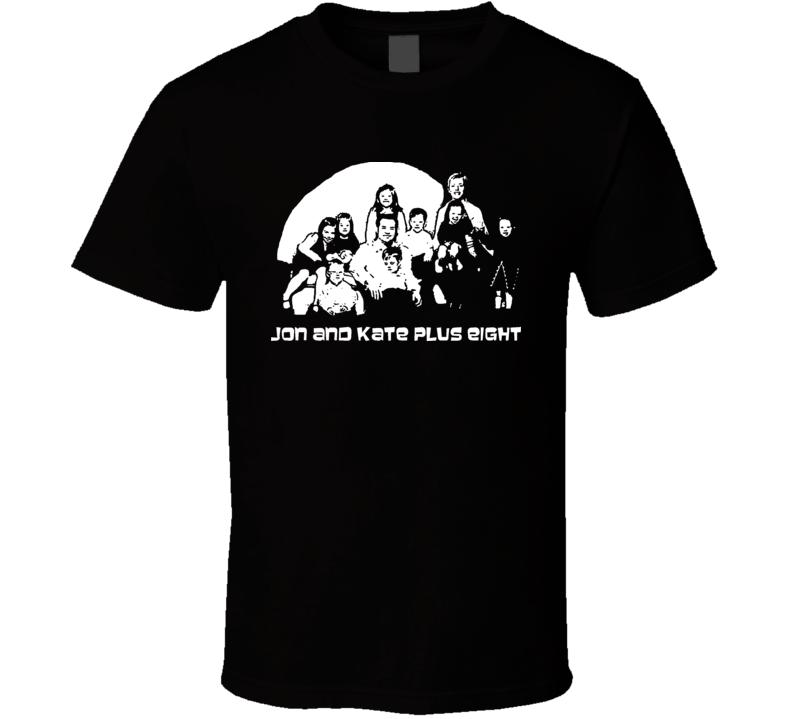 Jon And Kate Plus Eight Tv Show T Shirt