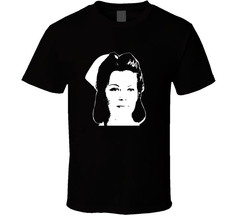 Nurse Mildred Ratched One Flew Over The Cuckoos Nest T Shirt