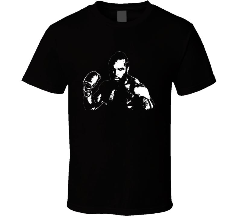 Clubber Lang Mr T Rocky Movie Villian T Shirt