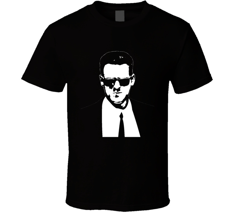 Mr. Blonde Reservoir Dogs Classic Movie Villain T Shirt