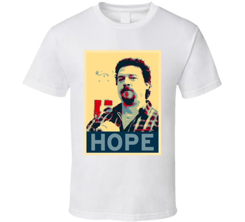 Danny McBride This Is The End Hope Movie T Shirt