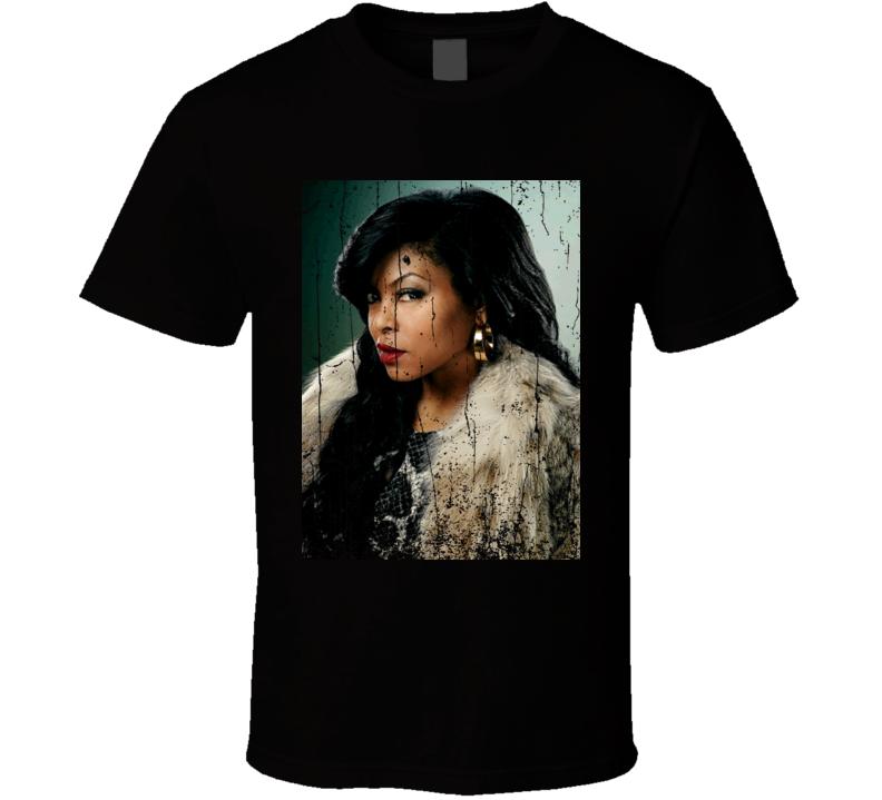 Taraji P. Henson Cookie Lyon Empire TV Show Character Worn T Shirt